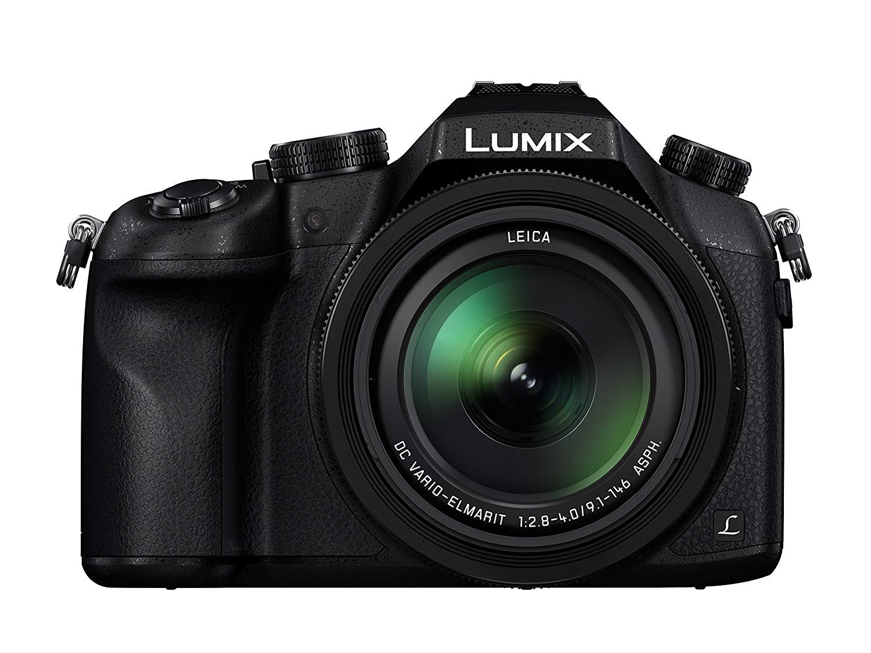 Bridgekamera Test: Lumix DMC FZ 1000