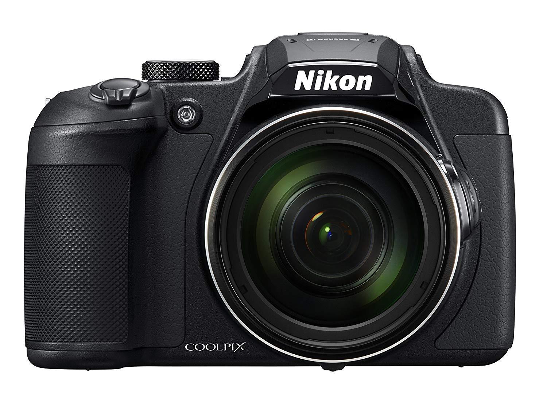 Bridgekamera Vergleich: Nikon COOLPIX B700