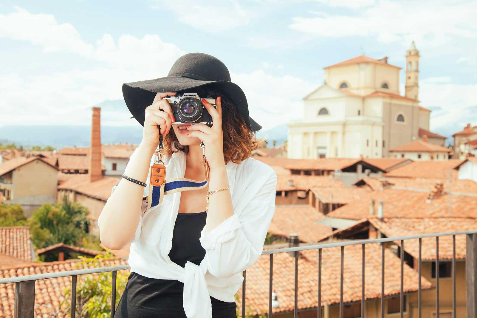 Die beste Reisekamera - So fotografierst du im Urlaub richtig; Richtig fotografieren