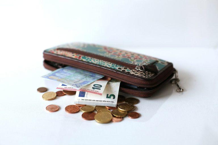 Geld Sparen für die Weltreise