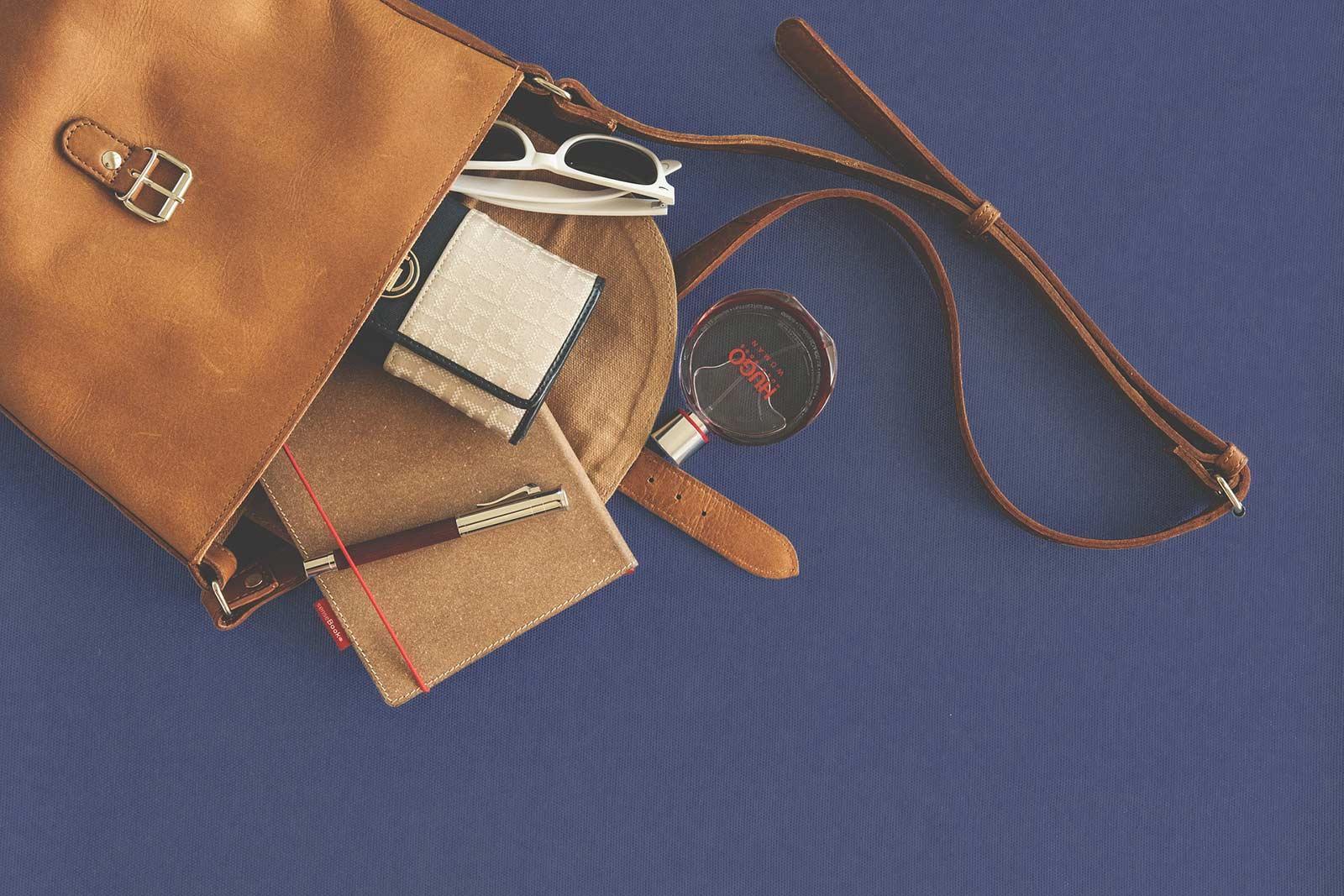 Platz und Gewicht im Backpack sparen