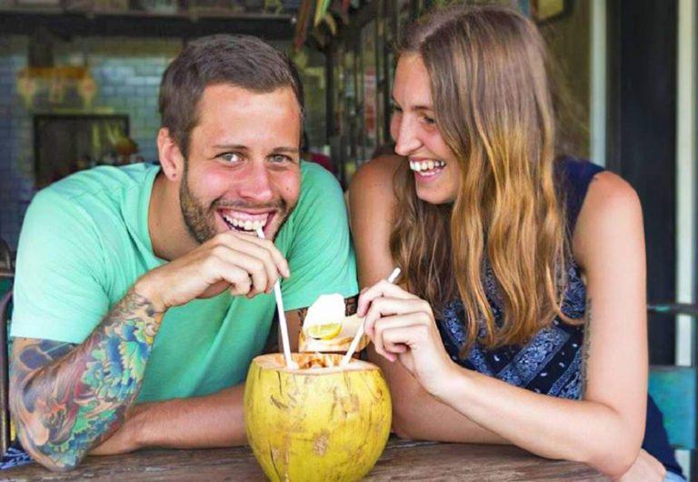 Sara und Marco von loveandcompass.de