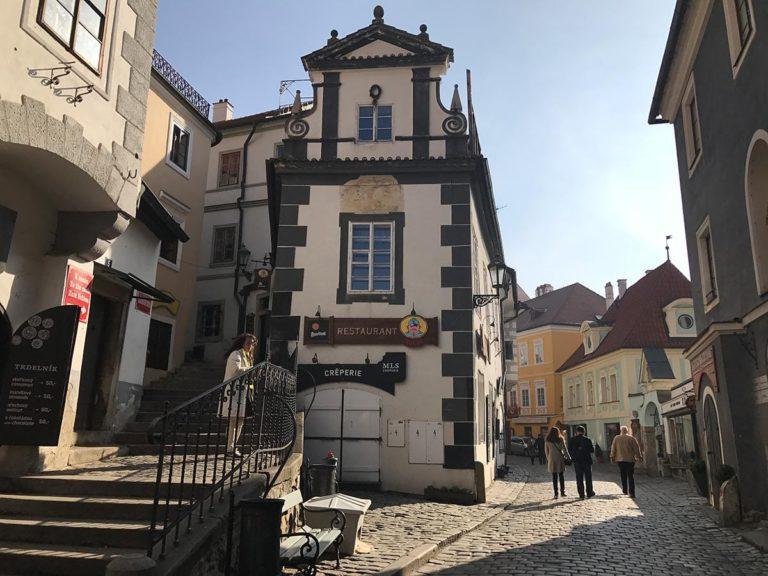 Tagesausflug nach ?eský Krumlov, Krumau an der Moldau