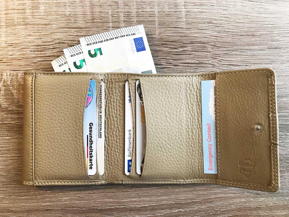 Reisegeldbeutel