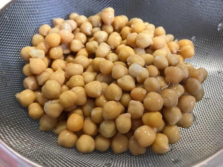 Hummus - orientalischer Kichererbsenaufstrich