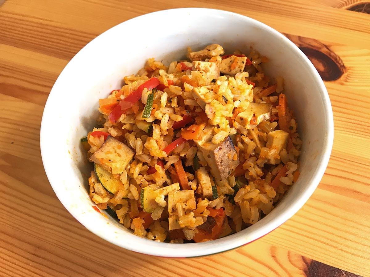 Koreanische Reispfanne