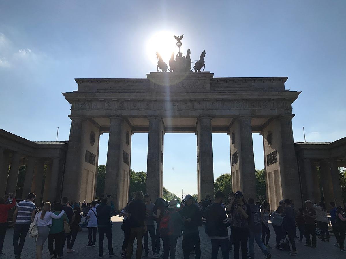 Städtereise Berlin Reisetipps: Brandenburger Tor
