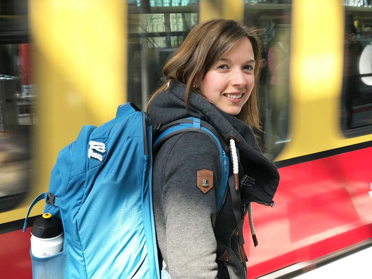 Der beste Handgepäckrucksack: Osprey Farpoint 40; Backpacker Rucksack;