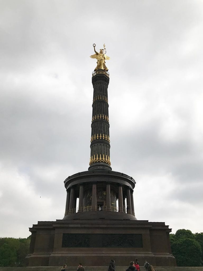 Reisetipps Berlin Städtereise: Siegessäule