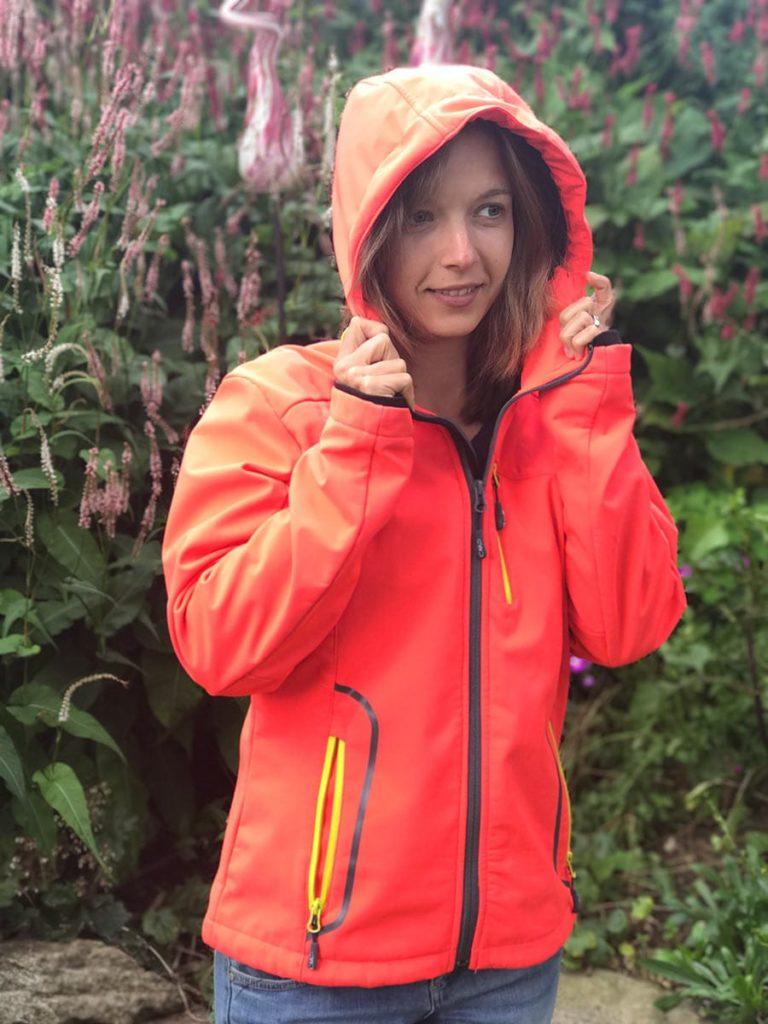 Die beste Jacke zum Reisen: CMP Softshelljacke