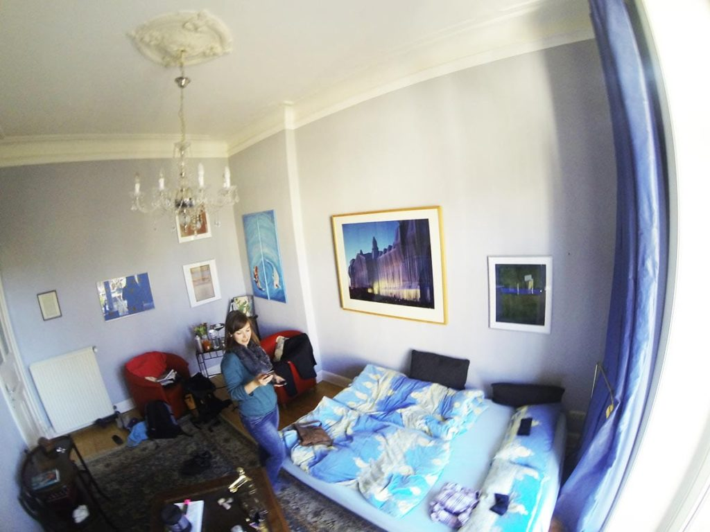 Erfahrungen mit Airbnb in Hamburg