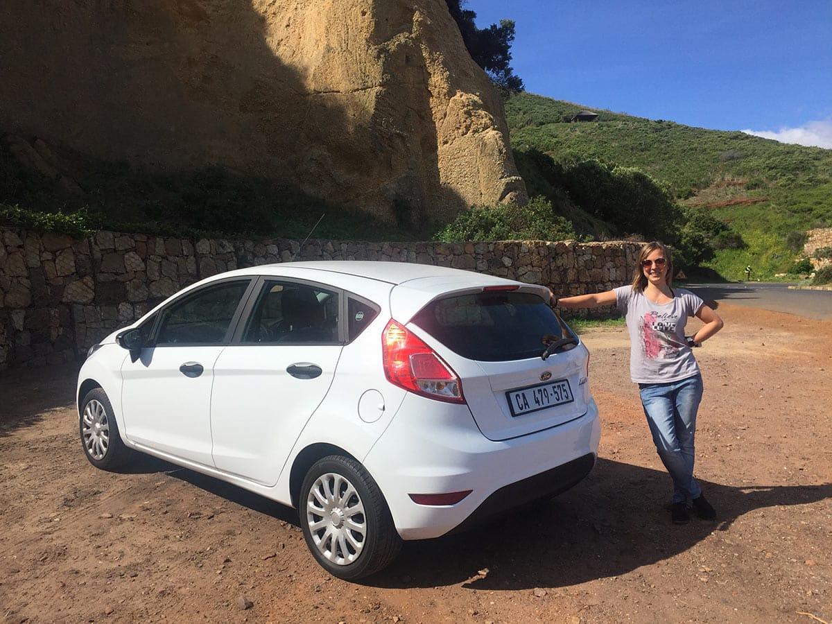 Reisetipps für Kapstadt Mietauto
