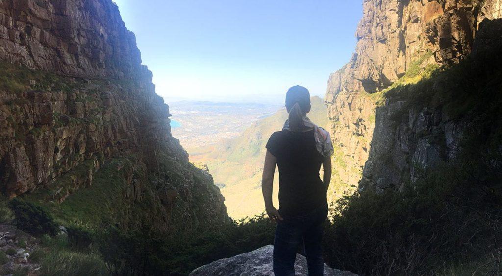 Reisetipps für Kapstadt Tafelberg Wanderweg
