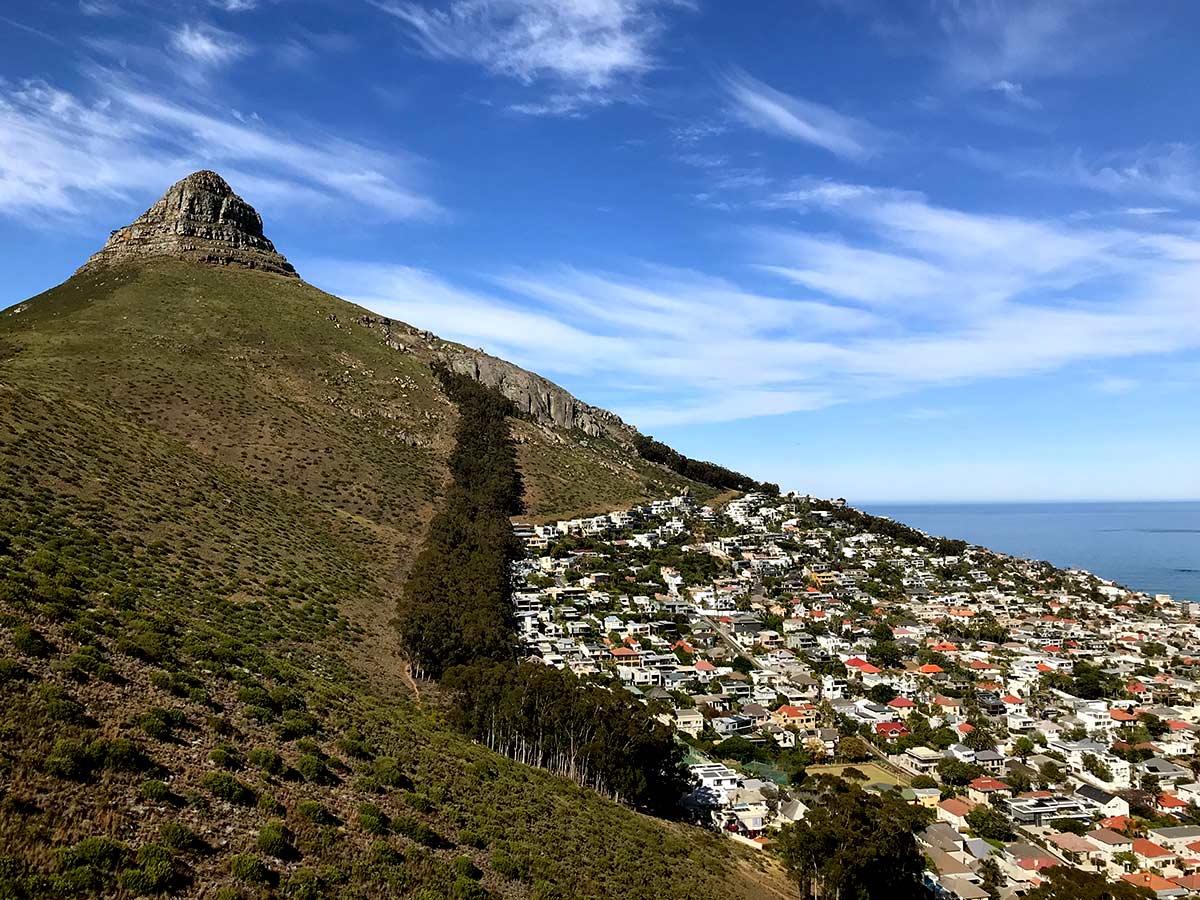 Urlaub in Kapstadt: Sehenswürdigkeiten Lions Head