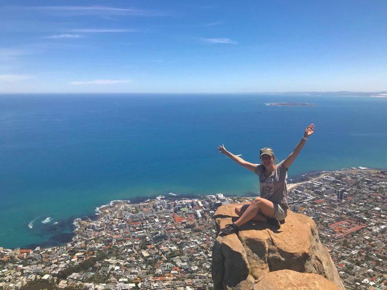 Kapstadt, Lions Head Wanderung, Kosten 4 Wochen Südafrika