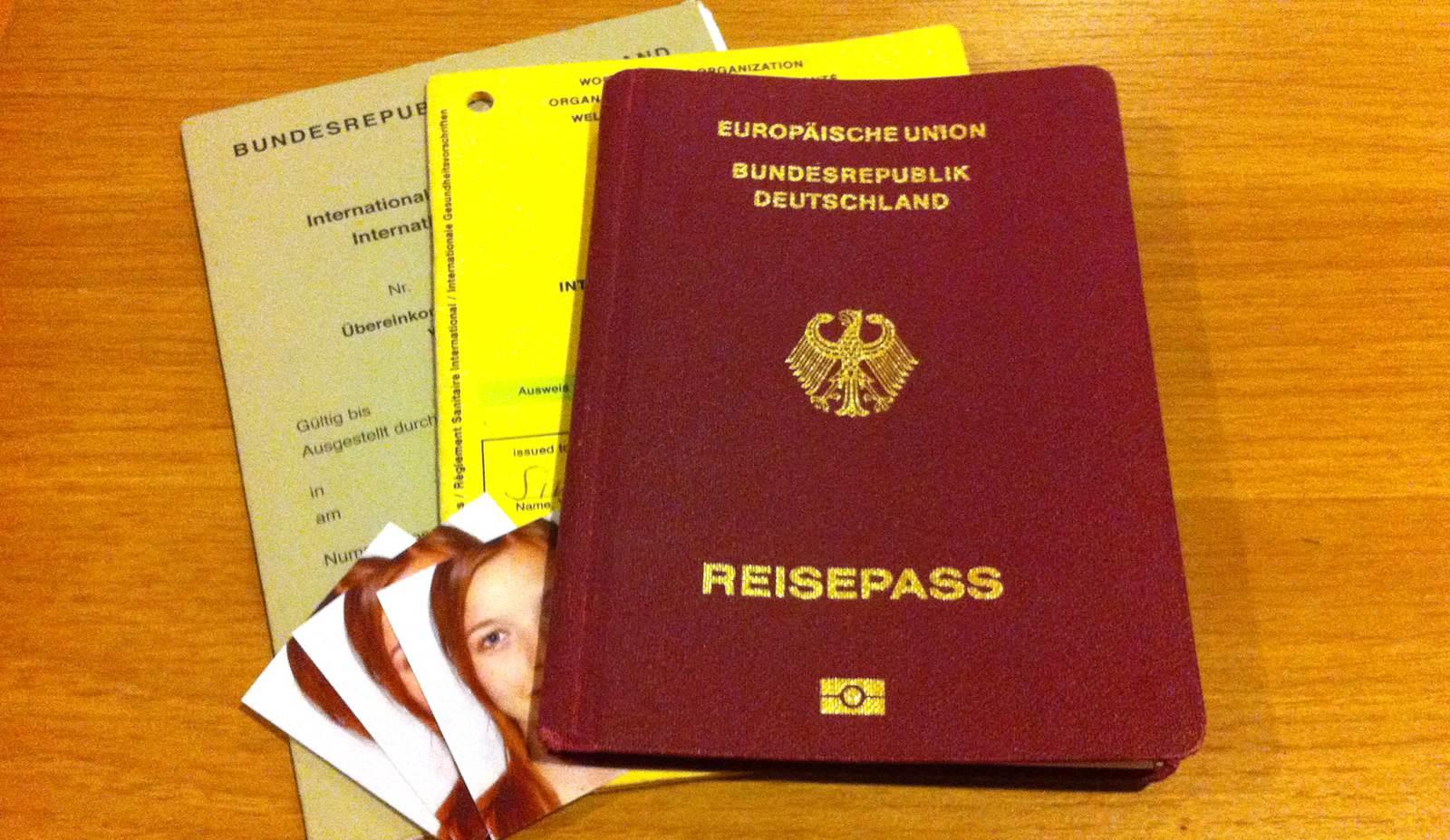 Checkliste Dokumente Urlaub