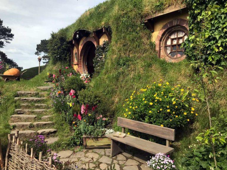 Neuseeland Hobbiton, Roadtrip durch Neuseelands Nordinsel; Neuseeland Rundreise; Roadtrip Neuseeland Route