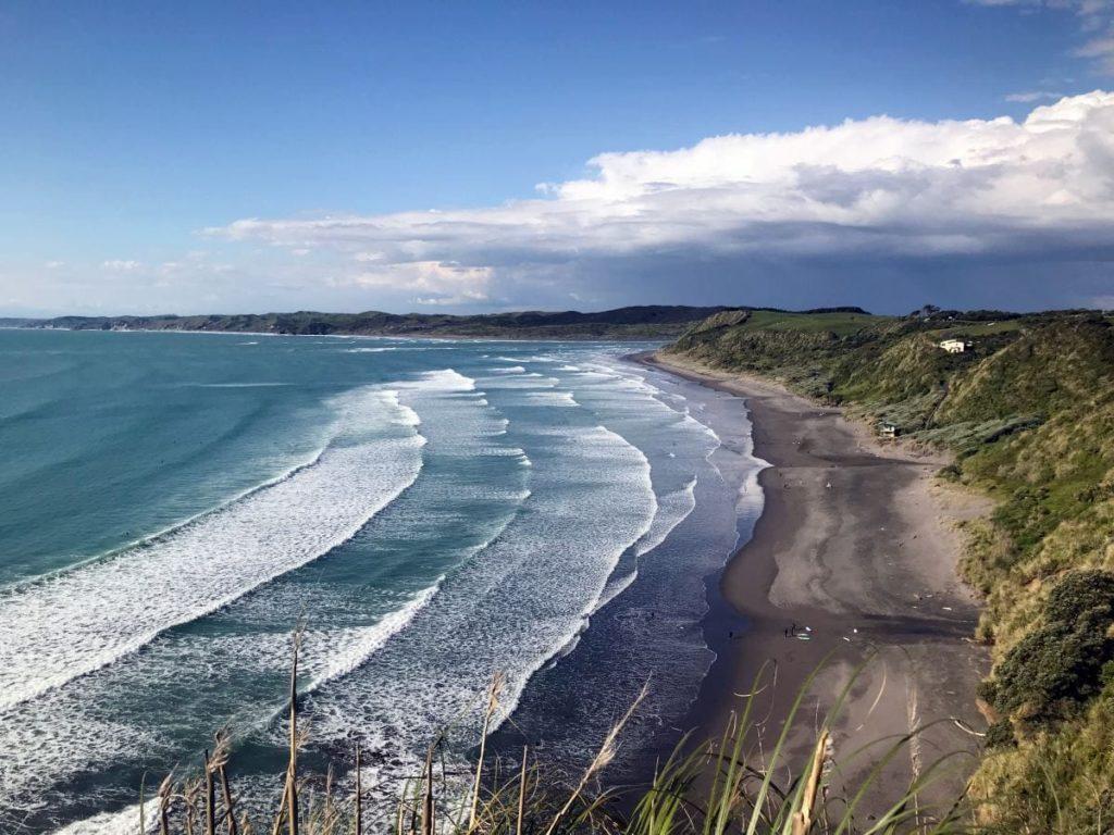 Neuseeland Raglan; Roadtrip durch Neuseelands Nordinsel; Neuseeland Rundreise; Roadtrip Neuseeland Route