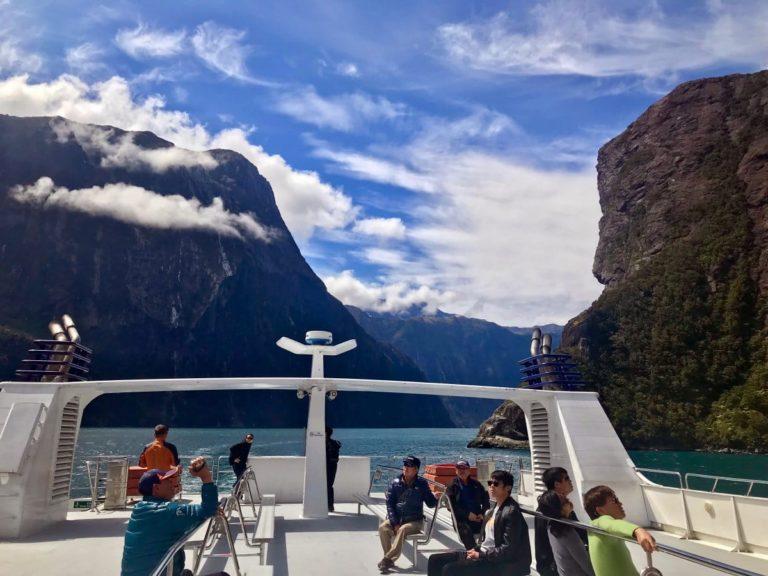 Roadtrip Neuseeland: Milford Sound