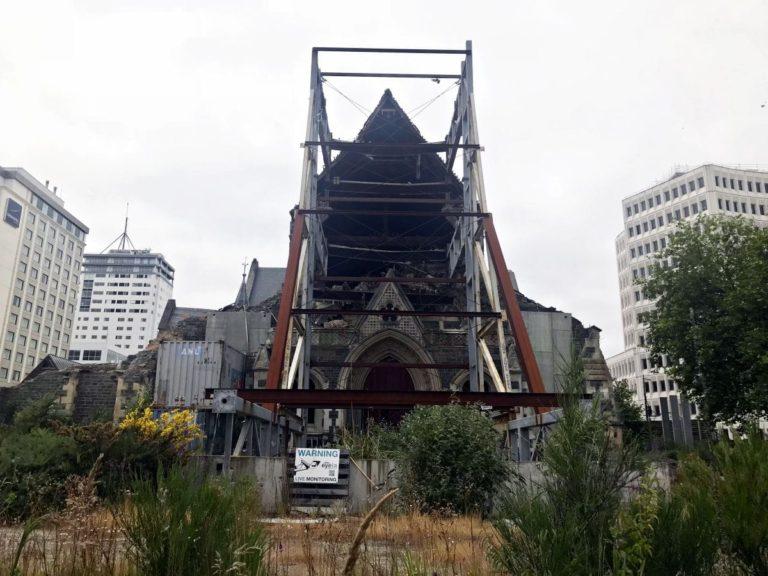 Roadtrip Neuseeland Südinsel: Christchurch