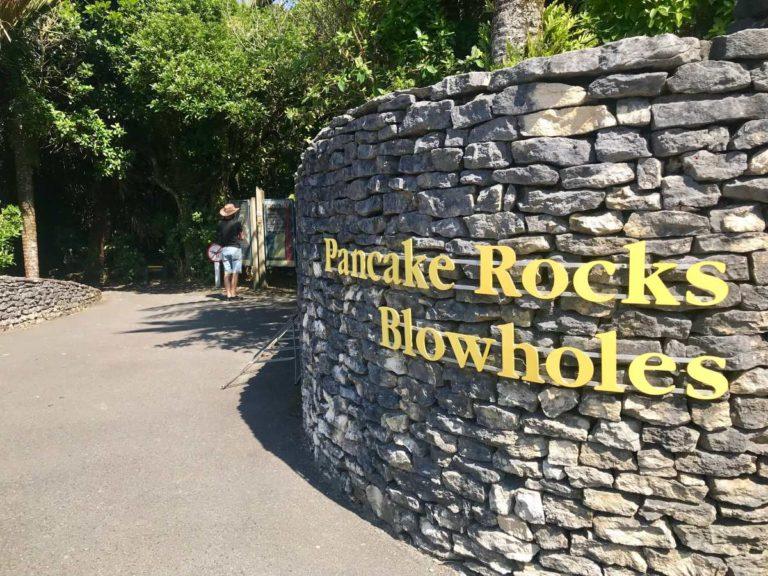 Roadtrip Neuseeland Südinsel: Pancake Rocks