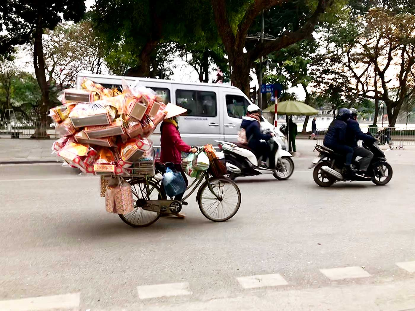 Packliste Vietnam Backpacking und Rundreise