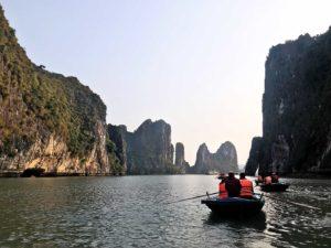 Reisebericht und Reisetipps Hanoi, Halong Bucht