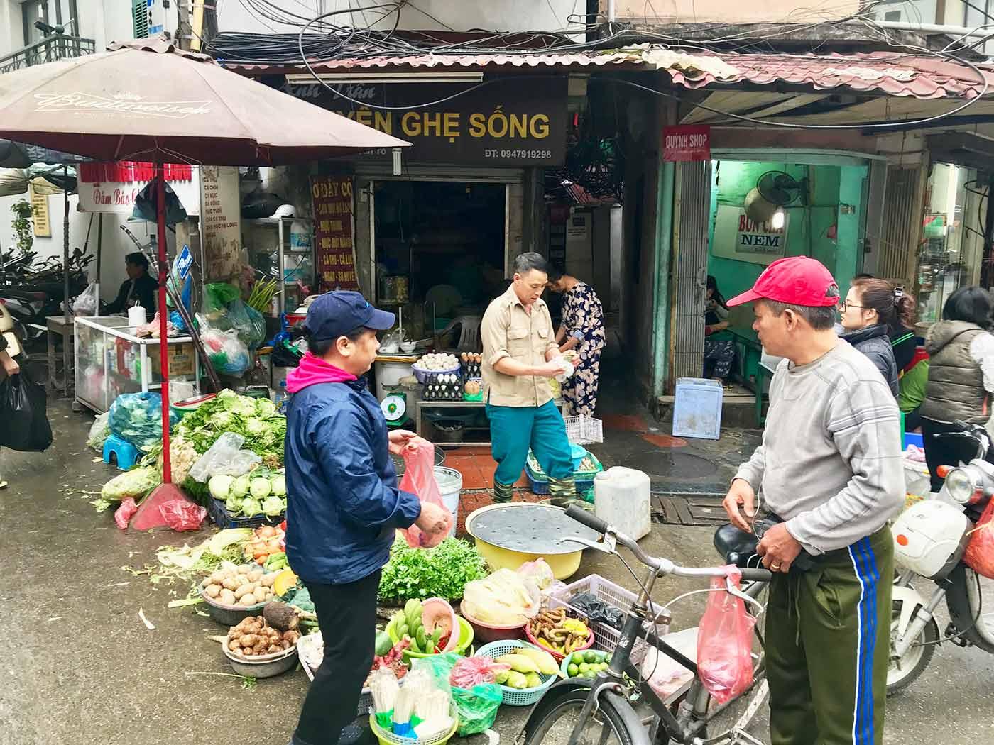Reisebericht und Reisetipps Hanoi, Vietnam