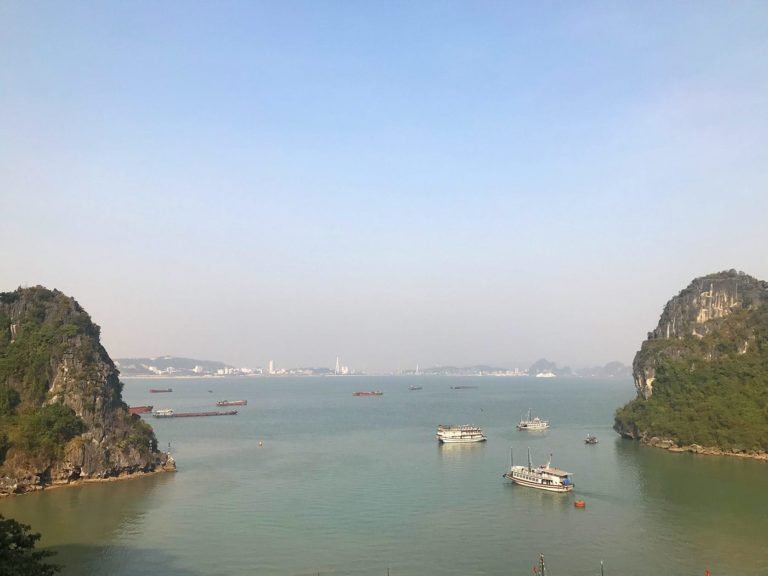 Sehenswürdigkeiten Hanoi Halong Bucht; Reisebericht Halong Bucht
