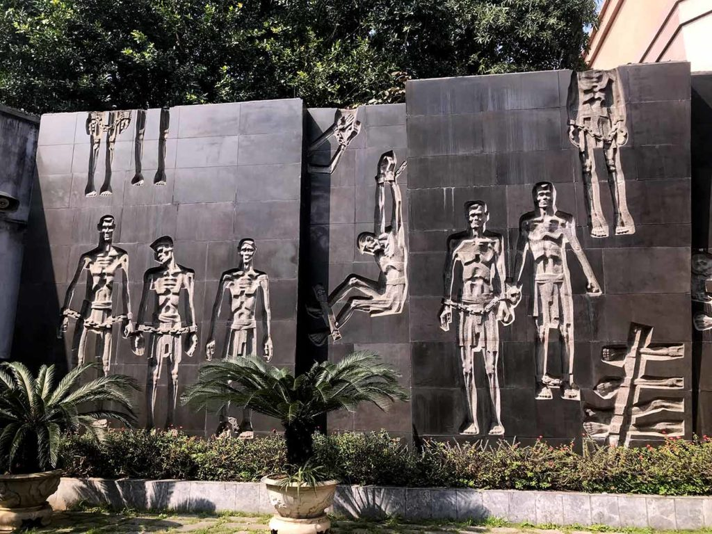 Sehenswürdigkeiten Hanoi Hoa Lo Prison