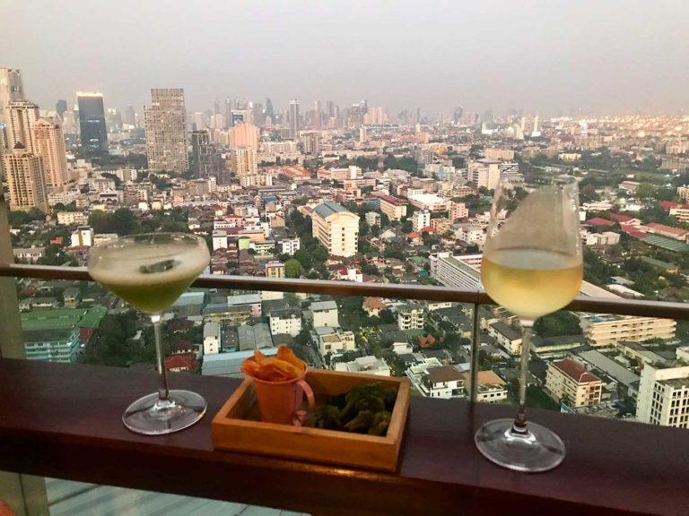 Reisebericht Bangkok: Skybar