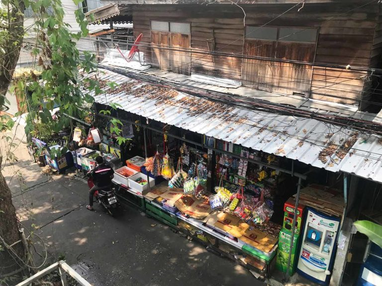 Reisebericht Bangkok: Straßenhändler
