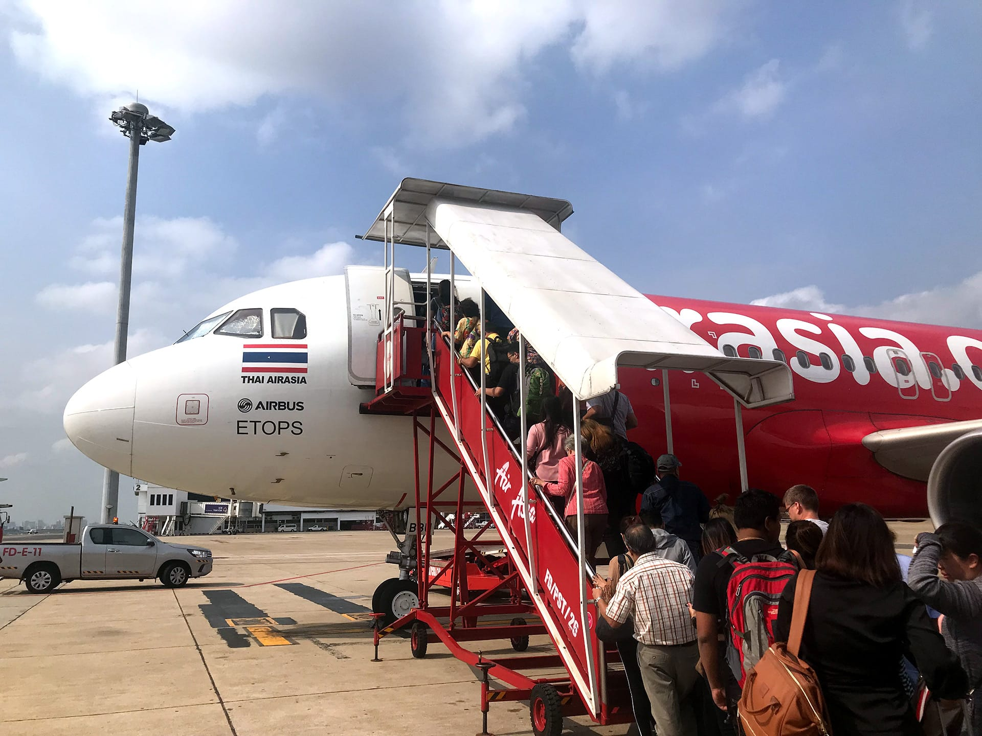 Anreise Koh Phangan Flugzeug