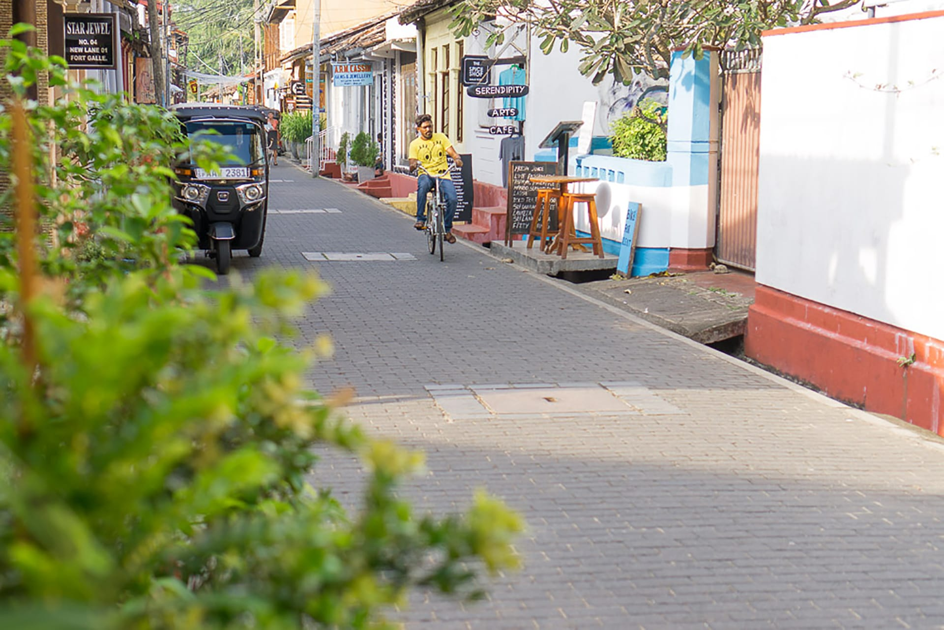 Reisebericht Reisetipps Galle Sri Lanka