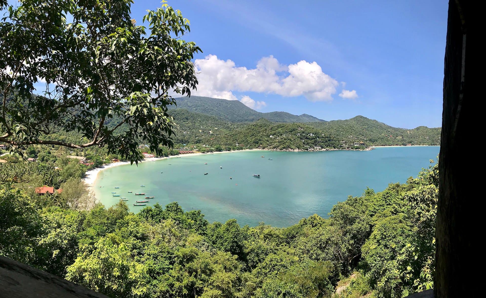 Koh Phangan Thong Nai Pan Yai Strand