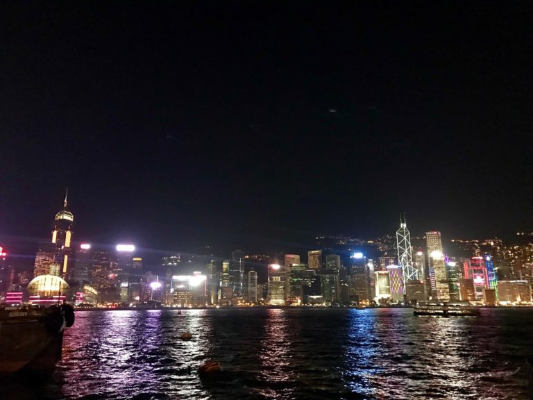 Hong Kong Reisetipps: Symphony of Lights
