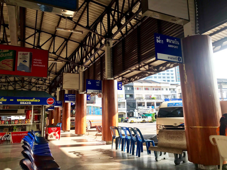 Phuket Reisetipps: Old Bus Terminal