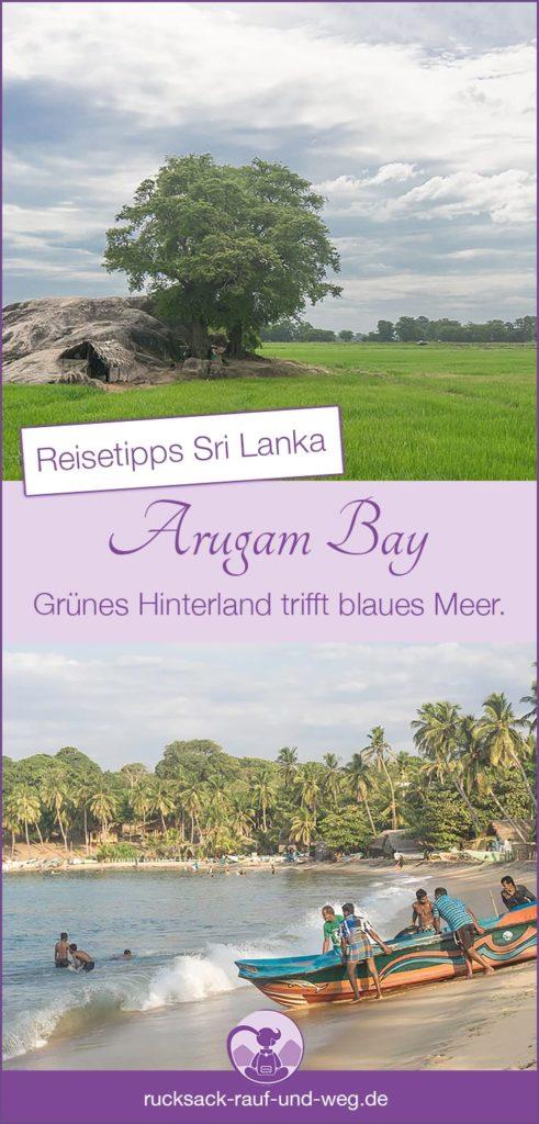 Reisetipps Sri Lanka Arugam Bay;