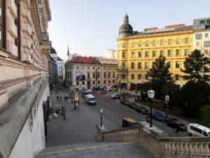 Reisetipps Wien: Albertina Platz