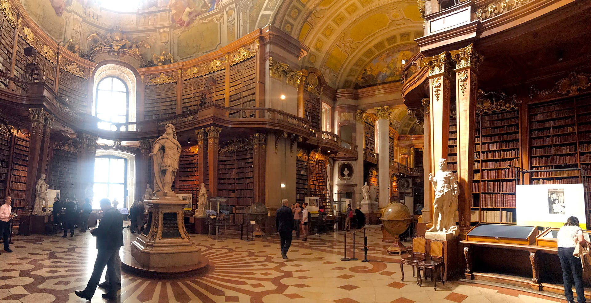 Wien Reisetipps: Nationalbibliothek