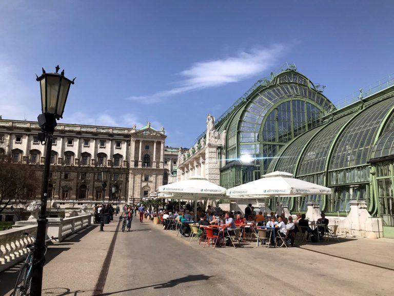 Wien Reisebericht: Palmenhaus