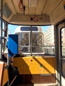 Reisebericht Wien: Straßenbahn