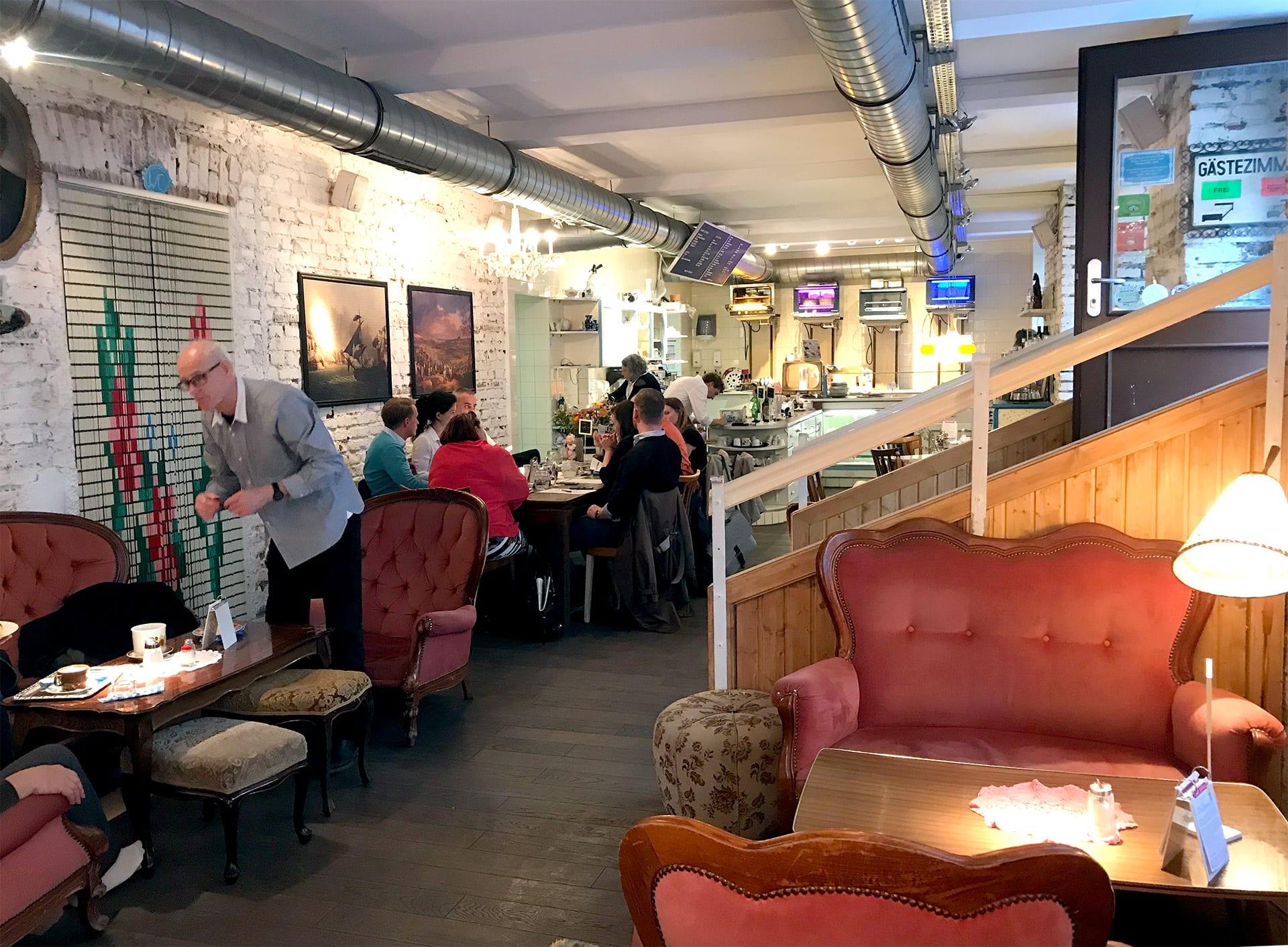 Wien Reisetipps: Cafè Vollpension