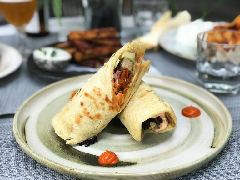 Belgrad Städtetrip: Mandala vegetarisch-veganes Restaurant