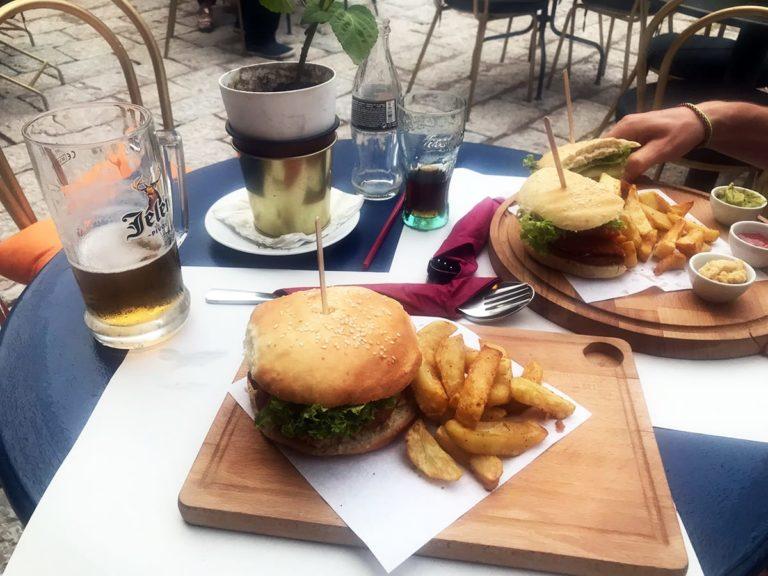 Belgrad Städtetrip: Mayka veganes Restaurant