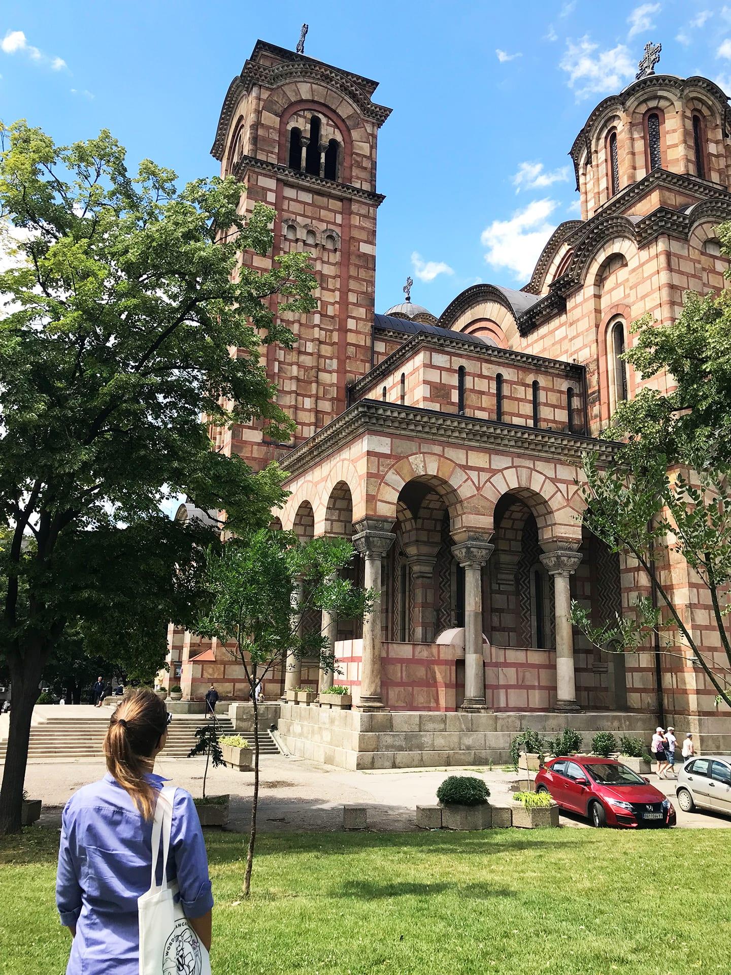 Belgrad Städtetrip Sehenswürdigkeiten Stadtrundgang