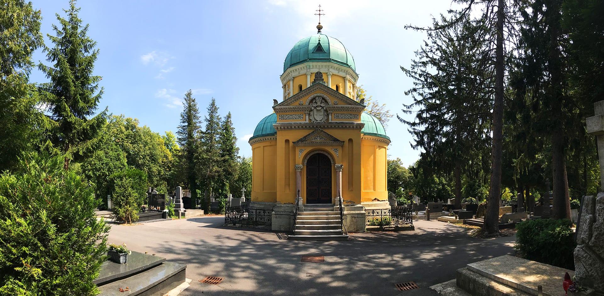 Zagreb Reisetipps; Zagreb Reisebericht; Friedhof Mirogoj;