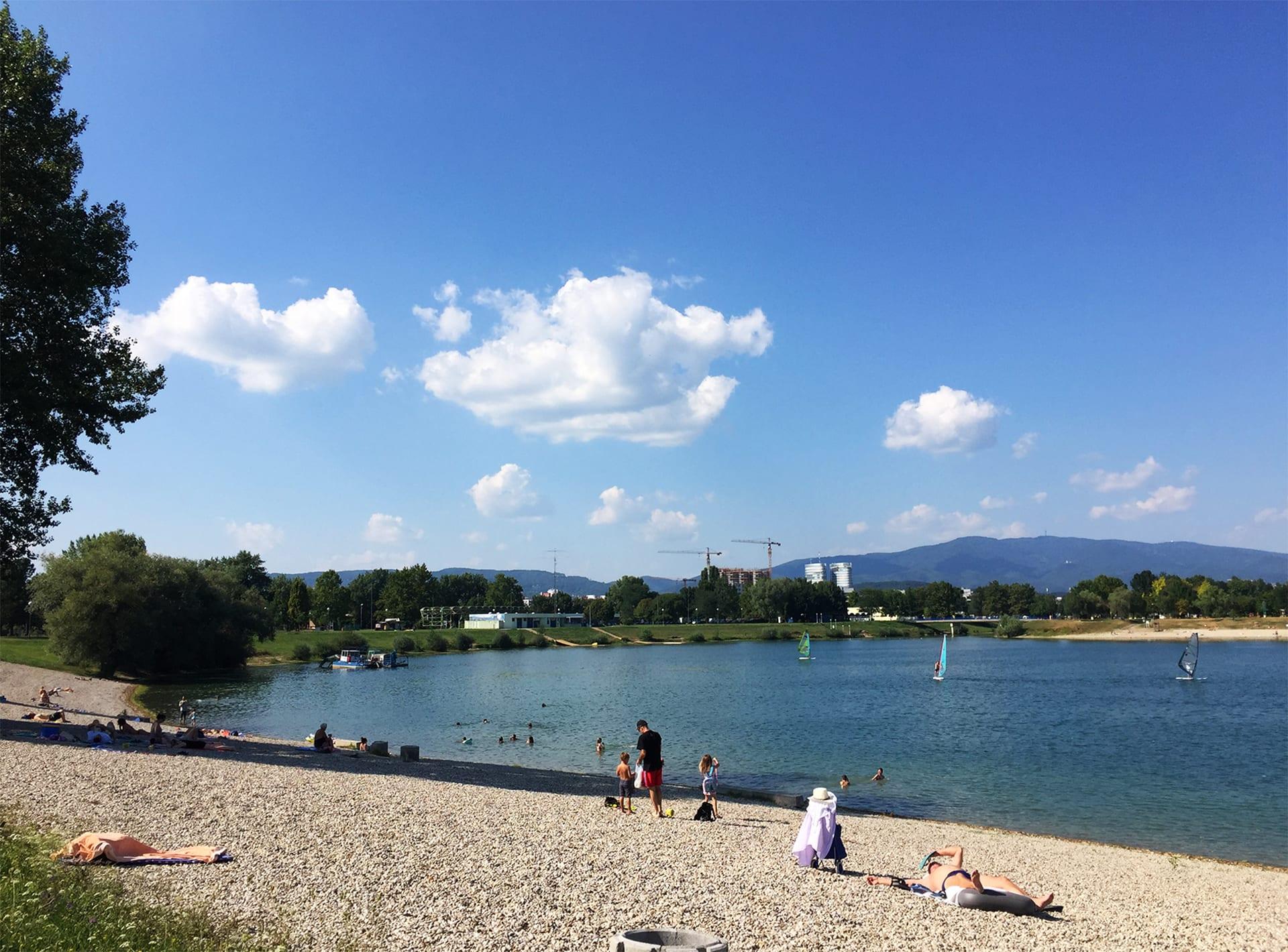 Zagreb Reisetipps; Zagreb Reisebericht; Jarun See;