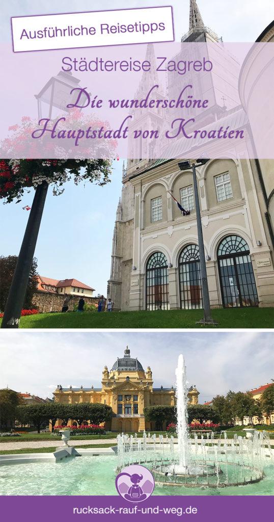 Reisetipps Zagreb Städtereise