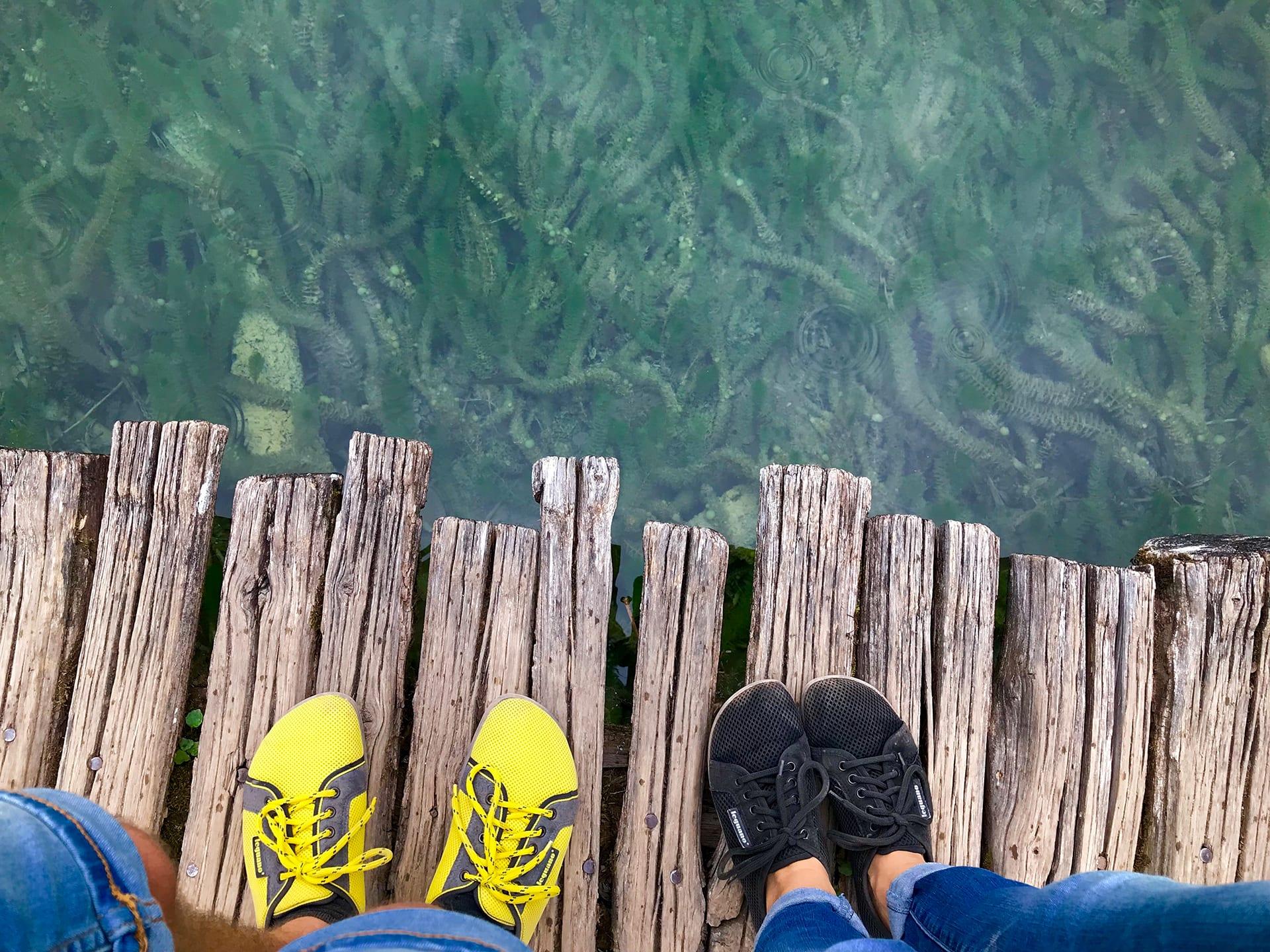 Packliste Wandern; die richtigen Wanderschuhe;